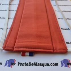 Tissu coton - Orange