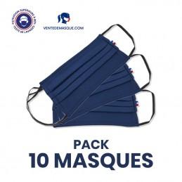 Pack de 10 masques Cat-1