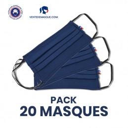 Pack de 20 masques Cat-1