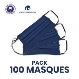 Pack de 100 masques Cat-1