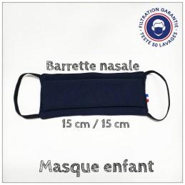 Masque Tissu Enfant DGA...